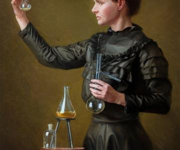 Creatii ale pictorilor amatori demne de a fi expuse in marile muzee