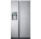 Frigider Side by Side Samsung RH56J6917SL/EF, 555 l, No Frost, Clasa A+ (Argintiu)