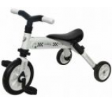 Tricicleta copii DHS 2 in 1 B-Trike (Alba)