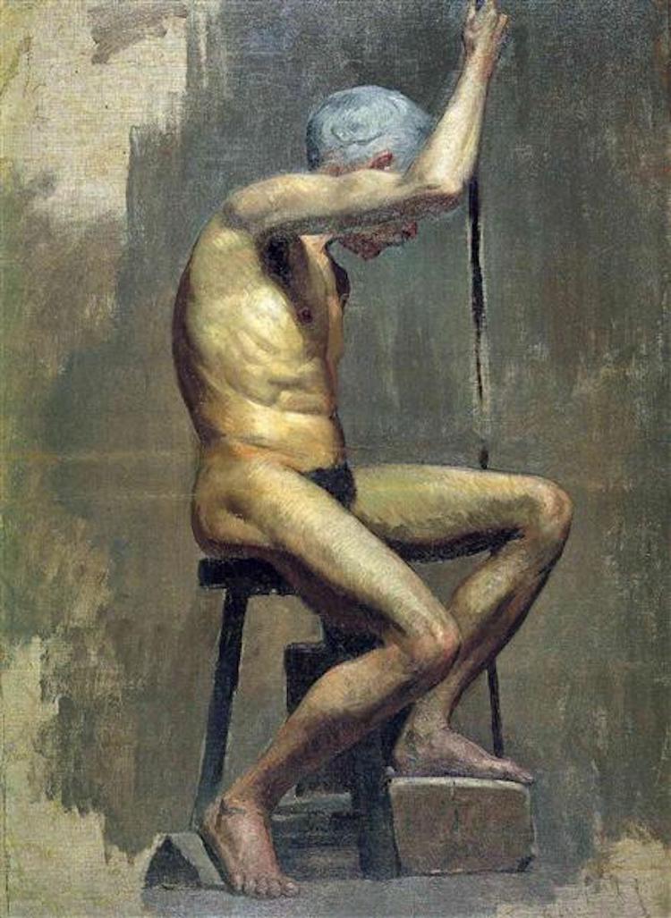 Operele de debut ale lui Picasso: O fata nestiuta a marelui artist - Poza 11