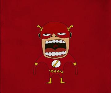 Decibeli de super-eroi: Roberto Salvador