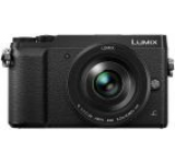 Aparat Foto Mirrorless Panasonic DMC-GX80C, cu Obiectiv 20mm, Filmare Ultra HD 4K, 16 MP, Wi-Fi (Negru)
