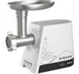 Masina de tocat carne SINGER SMG-1800, 1800W (Alb)