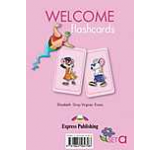 Welcome Starter A Picture Flashcards