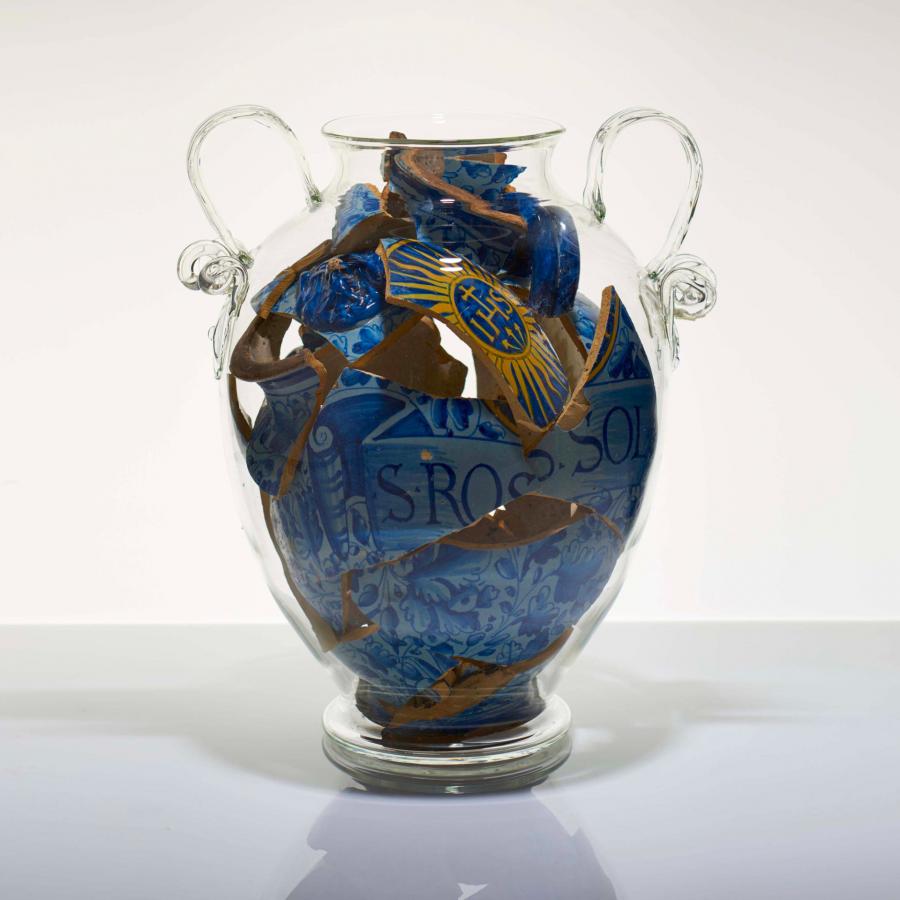 Arta cu cioburi de ceramica: Stari noi pentru obiecte vechi - Poza 2