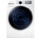 Masina de spalat Samsung Eco Bubble WW80H7410EW/LE, 1400 Rpm, 8Kg, Clasa A+++ (Alb)