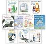 The Judith Kerr Collection 10 Books Set (The Tiger Who Came to Tea The Crocodile Under the Bed The Great Granny Gang When Willy Went to the Wedding One Night in the Zoo Twinkles Arthur and Puss