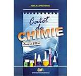 Chimie. Caiet pt cl.a VII-a-2011