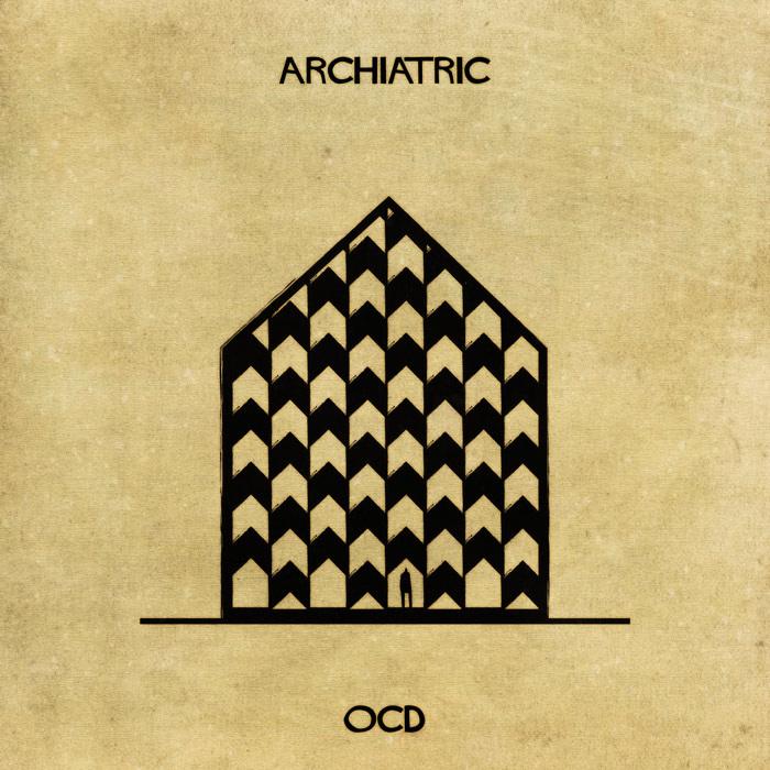 Afectiunile mentale explicate cu ajutorul arhitecturii - Poza 6