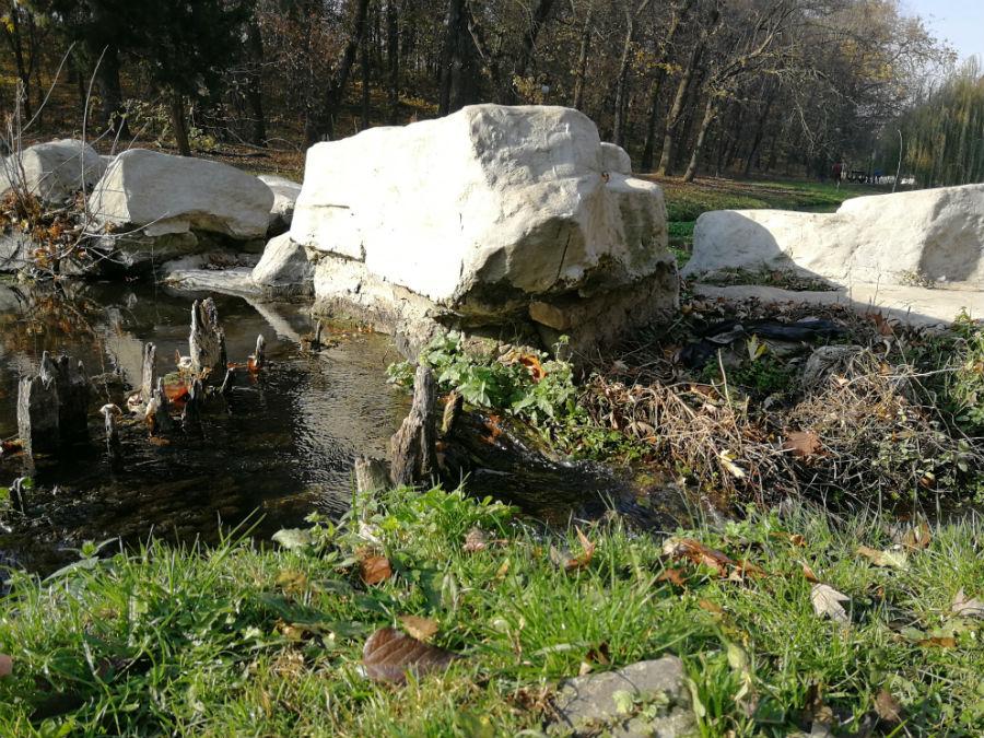 Parcul Nicolae Romanescu: Minunea verde din Banie, in poze superbe - Poza 6