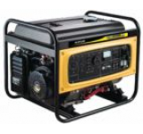 Generator Curent Electric Kipor KGE 2500X, 2.2 kVA, Motor 1 cilindru, 4 timpi OHV, racire cu aer, cadru deschis, Benzina, Autonomie 11 ore