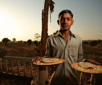 Portrete din India, de 10 rupii bucata