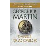 Urzeala tronurilor. Dansul dragonilor (2 volume)