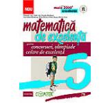Matematica de excelenta pentru concursuri olimpiade si centre de excelenta. Clasa a 5-a