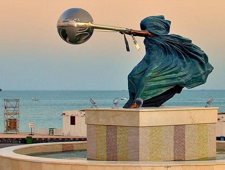 Sculpturi uimitoare care sfideaza legile fizicii - Poza 14