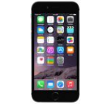 Telefon Mobil Apple iPhone 6, Procesor Apple A8 Dual Core 1.4 GHz, IPS LED-backlit widescreen Multi‑Touch 4.7inch, 1GB RAM, 16GB flash, 8MP, Wi-Fi, 4G, iOS 8 (Gri)