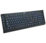 Tastatura A4Tech KD-600L Iluminata (Neagra)