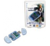 Card reader LogiLink CR0015 (Albastru)