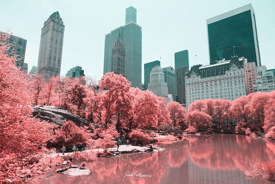 Lumea in infrarosu, intr-un set de fotografii superbe - Poza 2