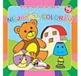 Ne jucam coloram - Prima mea carte de colorat