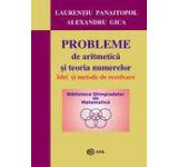 Probleme de aritmetica si teoria numerelor. Idei si metode de rezolvare