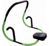 Aparat Fitness pentru abdomen Flatten Belly Roching Frame (Negru/Verde)