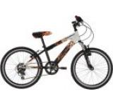 Bicicleta Raleigh Hotrod HOT23BK, Cadru 13inch, Roti 20inch (Alb/Negru)