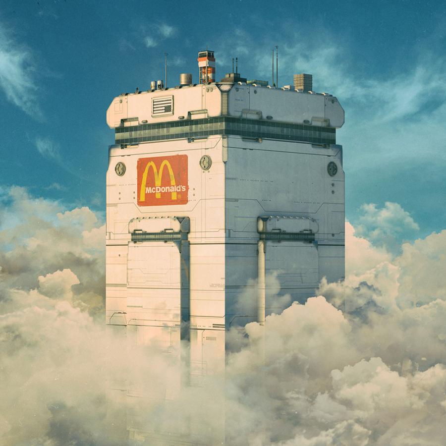 Ilustratii digitale suprarealiste, de Beeple - Poza 5