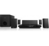 Sistem Home Cinema Philips HTB3520G, 3D Blu-Ray, Bluetooth, NFC, LAN