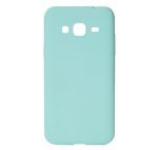 Husa protectie spate Procell PRSILSLKJ32016A pentru Samsung Galaxy J3 2016 (Albastru)