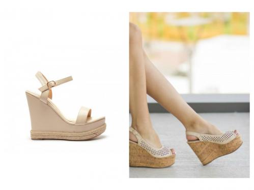 Sandale cu platforma pentru vara 2017 - Poza 2