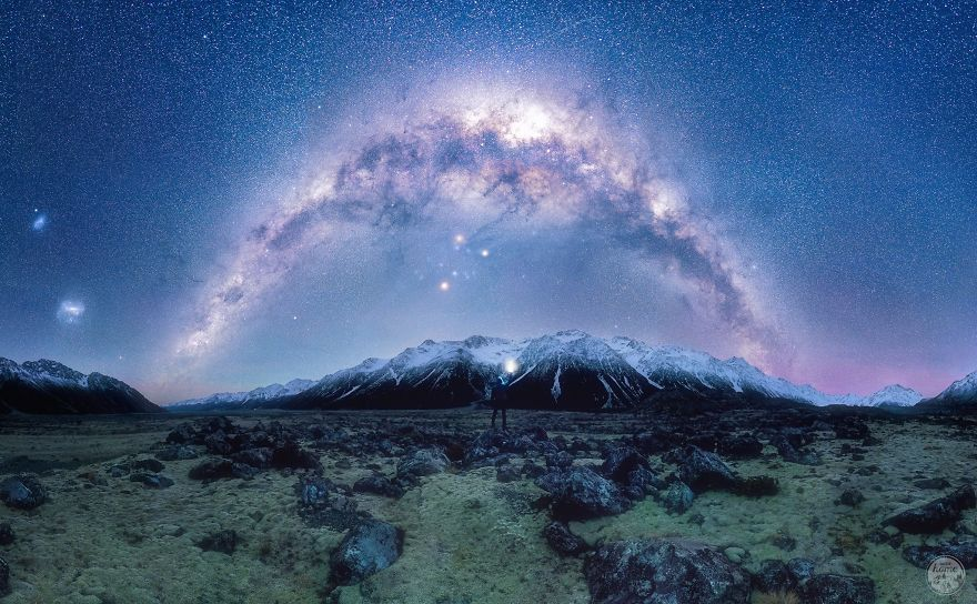 Cu ochii la stele: Nopti sclipitoare in Noua Zeelanda - Poza 7