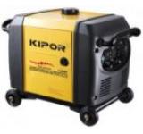 Generator Curent Electric Digital Sinemaster IG 3000, 3 kVA, Motor 1 cilindru, 4 timpi, Benzina, Autonomie 7 ore