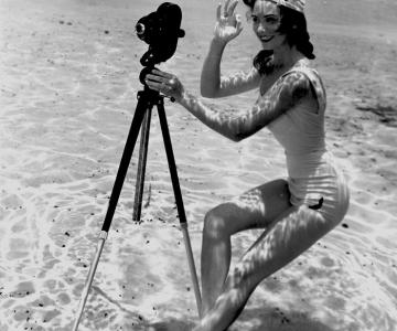 Fotografii subacvatice de exceptie, din 1938