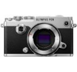 Aparat Foto Mirrorless Olympus PEN-F, Body, 20.3 MP (Argintiu)