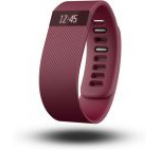 Activity Wristband Fitbit Charge, Small (Burgundy)