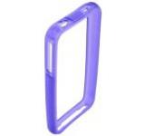 Husa Blautel BLTAPLTL4 Bumper pentru iPhone 4/4S (Mov)