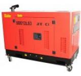 Generator Curent Electric Senci SCSDE12LS3, 13000W, 400V, AVR si ATS inclus, Motor diesel, Demaraj electric, Insonorizat