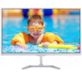 Monitor LED Philips 27inch 276E7QDSW/00, Full HD (1920 x 1080), MHL-HDMI, VGA, DVI, 5 ms (Alb)