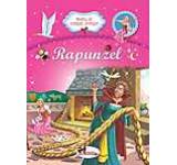 Bunica ne citeste povesti. Rapunzel