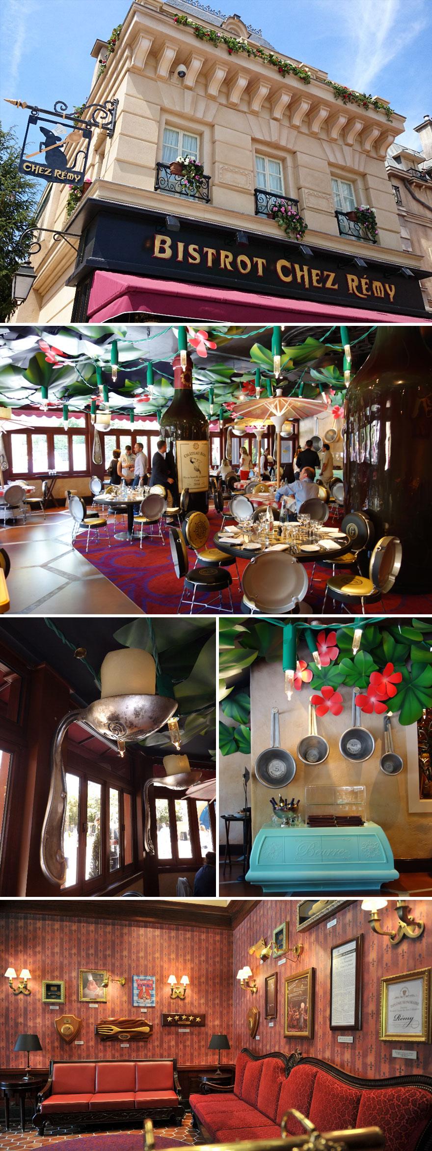 Distinctie si rafinament: Restaurante uluitoare din jurul lumii - Poza 19