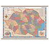 Romania Harta Interbelica (1938)
