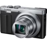 Aparat Foto Digital Panasonic DMC-TZ70EP-S, 12.1 MP, 1/2.3inch CMOS, Filmare Full HD, Zoom Optic 30x (Argintiu)