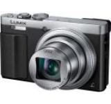 Aparat Foto Digital Panasonic DMC-TZ70EP-S, 12.1 MP, 1/2.3inch CMOS, Filmare Full HD, Zoom Optic 30x (Argintiu)
