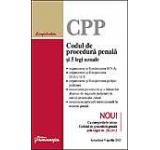 Codul de procedura penala si 5 legi uzuale (actualizat 5 aprilie 2012)