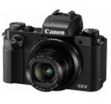 Aparat Foto Digital Canon PowerShot G5 X, 20.2 MP, 4.2X Zoom Optic, Filmare Full HD (Negru)