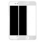 Folie sticla securizata premium Benks full body 3D pentru iPhone 7 Plus (Alb)