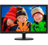 Monitor TN LED Philips 21.5inch 223V5LHSB, Full HD (1920 x 1080), VGA, HDMI, 5ms (Negru)