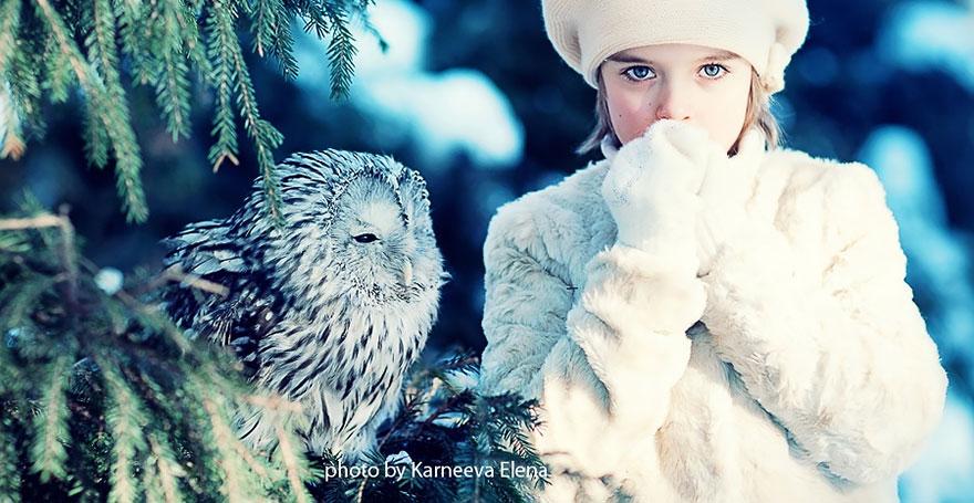 Melancolia iernilor din copilarie, in poze superbe - Poza 12