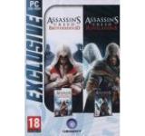 Assassins Creed Revelations & Assassins Creed Brotherhood (PC)